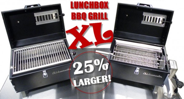 lunchbox charcoal grill xl is the best bbq grill for competition