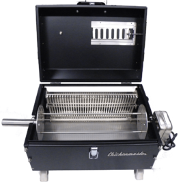 Lunchbox Charcoal Grill